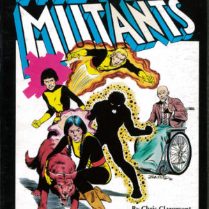 NEW MUTANTS GN (MARVEL GRAPHIC NOVEL #4)