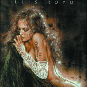 LUIS ROYO: PROHIBITED NOVEL (ILLUSTRATED: HC) #1