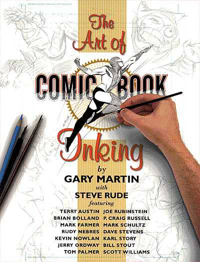 ART OF COMIC BOOK INKING TP #1