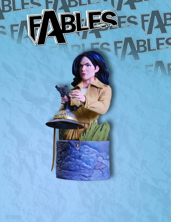 FABLES MINI BUST #1: Snow White