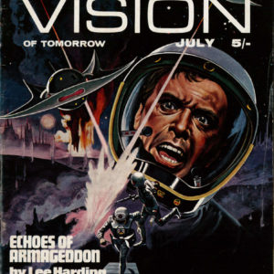 VISION OF TOMORROW #10: July 1970
