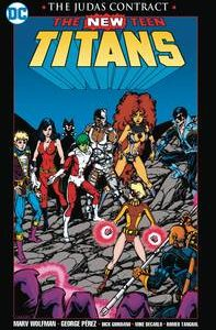 NEW TEEN TITANS: THE JUDAS CONTRACT TP