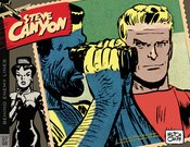 STEVE CANYON (HC) #11: Behind Enemy Lines (1967-1968)