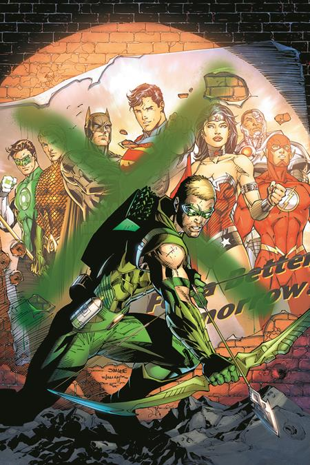GREEN ARROW: 80 YEARS OF THE EMERALD ARCHER #0: Deluxe Hardcover edition