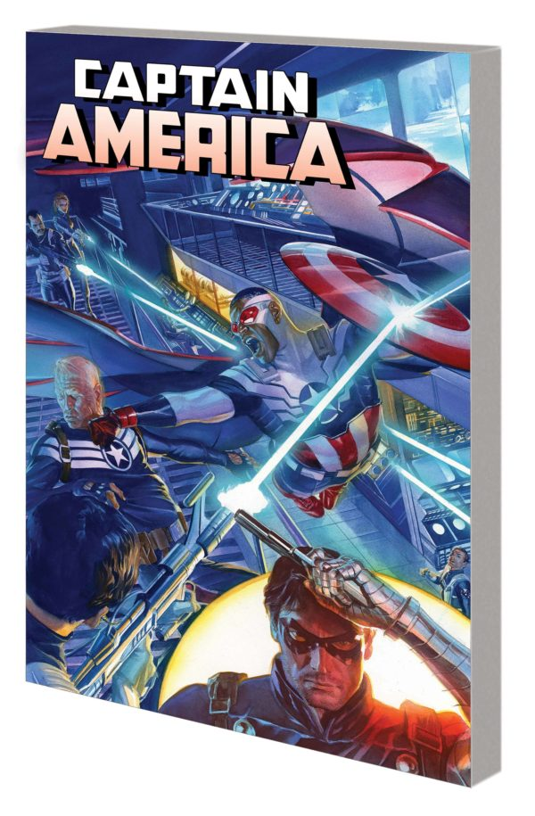 CAPTAIN AMERICA: SAM WILSON COMPLETE COLLECTION TP #2
