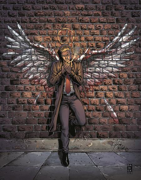JOHN CONSTANTINE: HELLBLAZER: RISE AND FALL TP #0: Hardcover edition