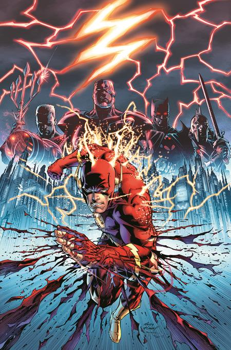 FLASHPOINT TP #0: 10th Anniversary Omnibus edition