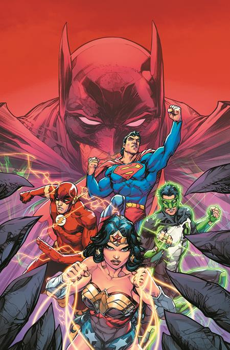 JLA: TOWER OF BABEL TP #0: Deluxe Hardcover edition