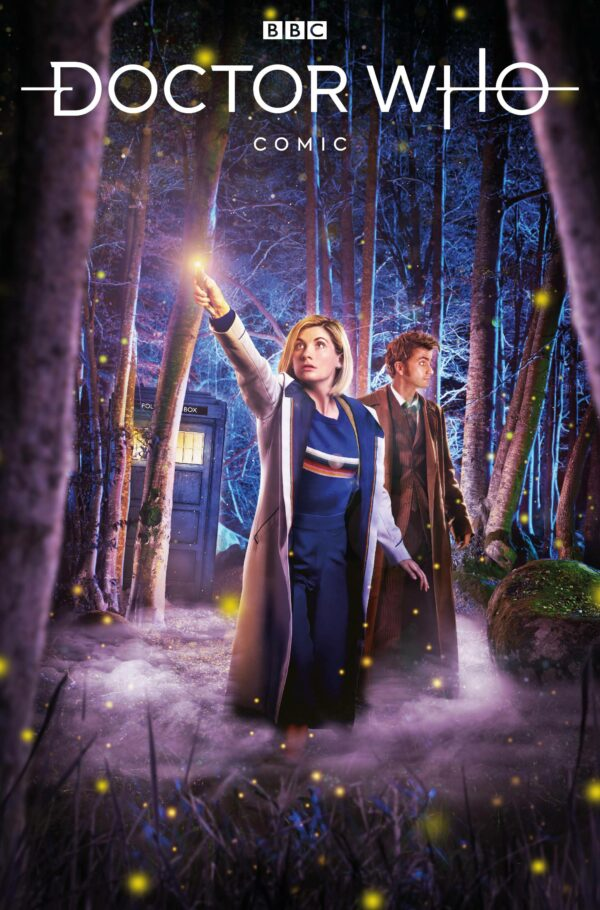 DOCTOR WHO (2021 SERIES) #4: Photo cover B