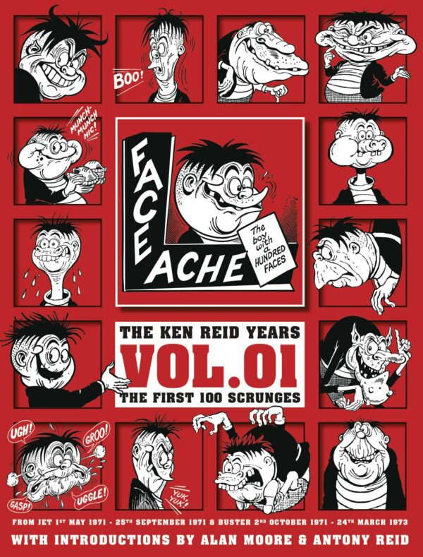FACEACHE TP #1: The First Hundred Scrunges