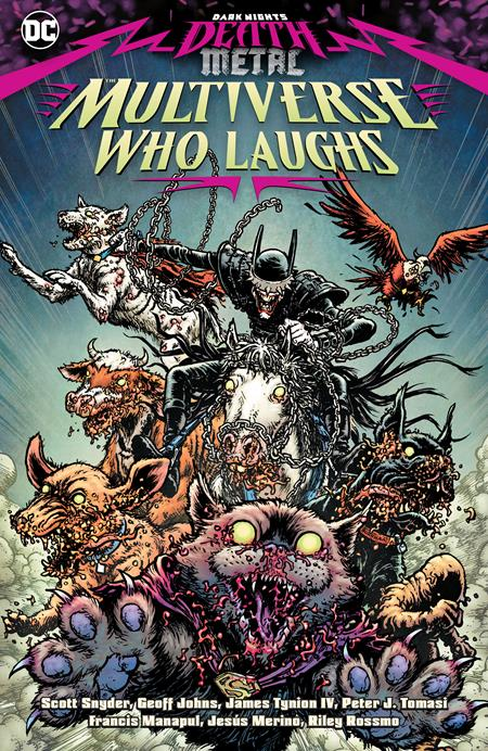 DARK NIGHTS: DEATH METAL TP #3: The Multiverse Who Laughs
