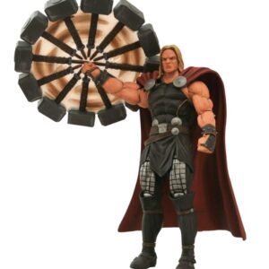 THOR ACTION FIGURE (MARVEL SELECT) #5: Mighty Thor