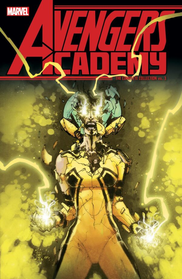 AVENGERS ACADEMY COMPLETE COLLECTION TP #3: #21-39