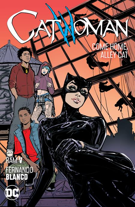 CATWOMAN TP (2018 SERIES) #4: Come Home Alley Cat (#14-15/22-28)
