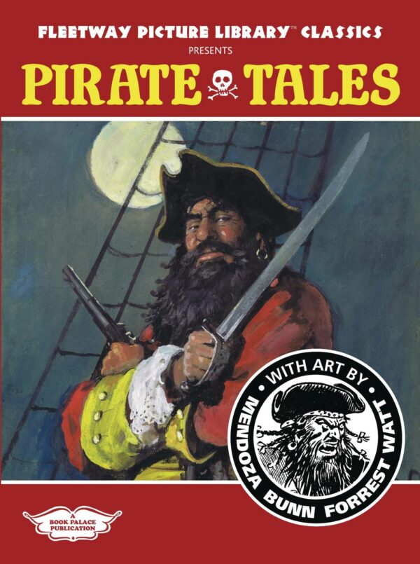 FLEETWAY PICTURE LIBRARY #5: Pirate Tales
