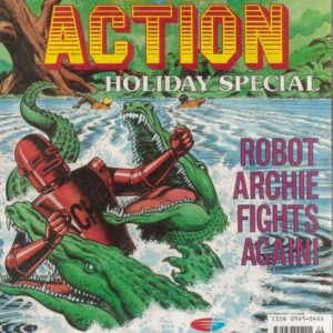 CLASSIC ACTION HOLIDAY SPECIAL #1: (VF/NM)