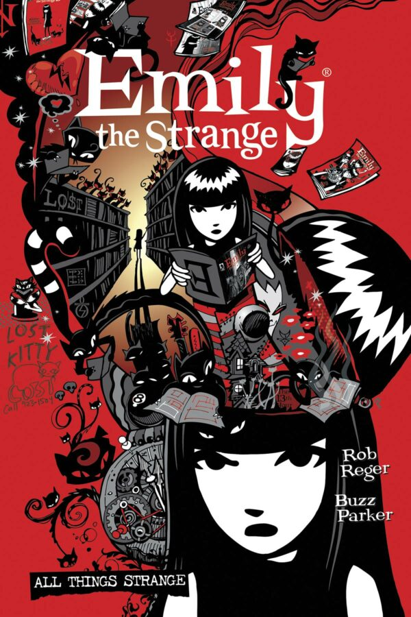 COMPLETE EMILY THE STRANGE: ALL THINGS STRANGE TP #2: 2nd edition