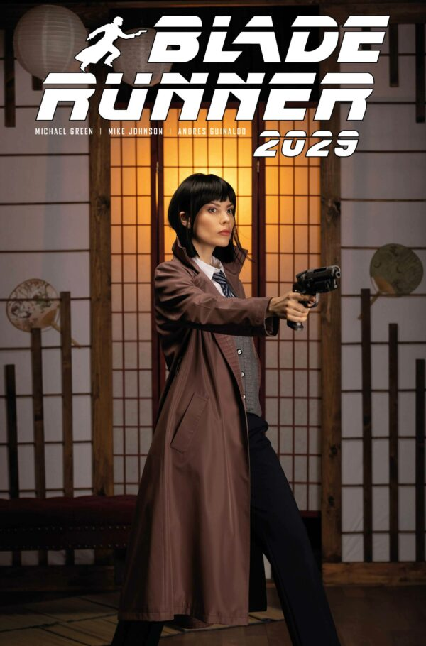 BLADE RUNNER 2029 #4: Cosplay cover D
