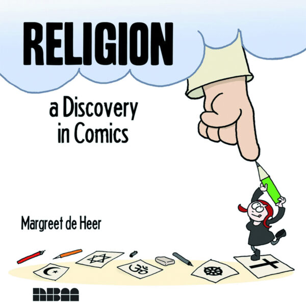 A DISCOVERY IN COMICS (HC) #2: Religion