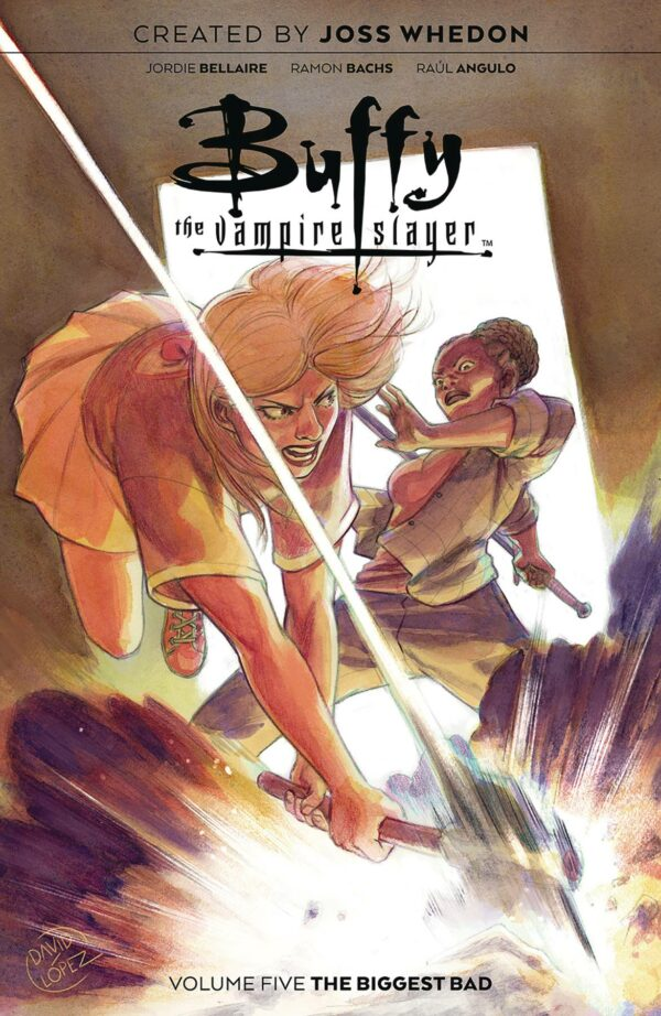 BUFFY THE VAMPIRE SLAYER TP (2019 SERIES) #5: The Biggest Bad (#17-20)