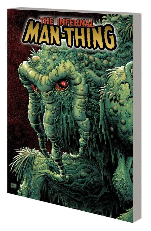 MAN THING BY STEVE GERBER COMPLETE COLLECTION TP #3