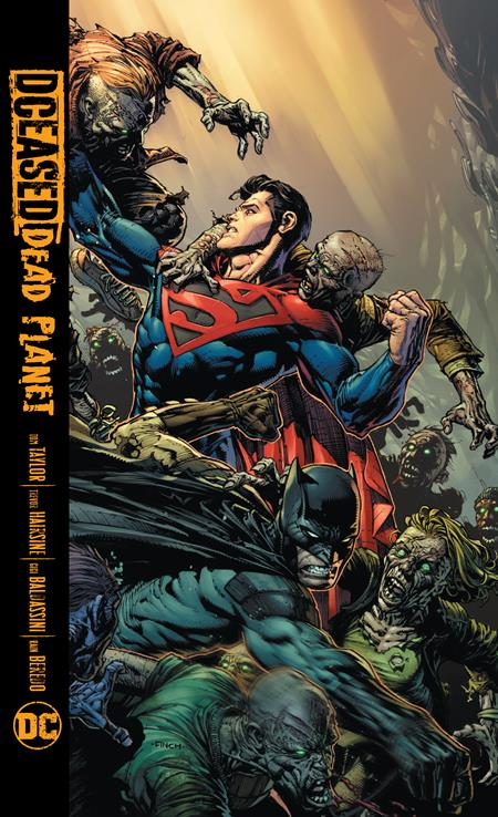DCEASED TP #3: Dead Planet (Hardcover edition)