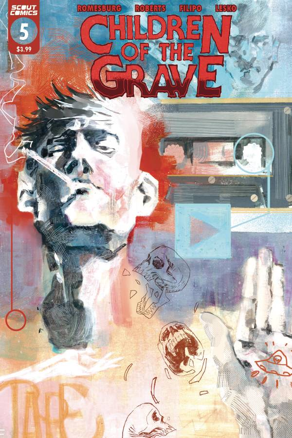 CHILDREN OF THE GRAVE (2021 SERIES) #5