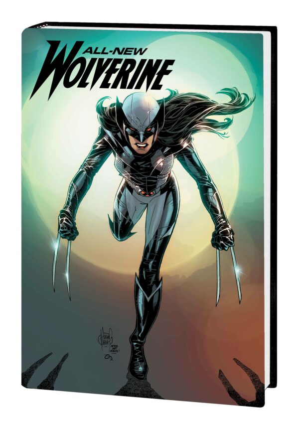 ALL-NEW WOLVERINE BY TOM TAYLOR OMNIBUS (HC) #0: Adam Kubert Direct Market cover