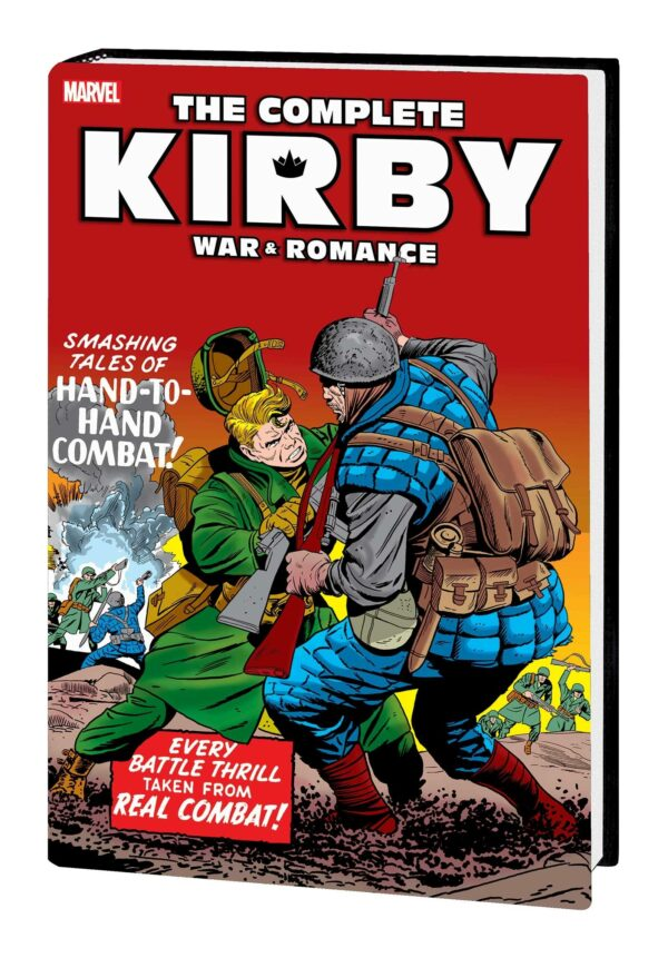 COMPLETE KIRBY WAR AND ROMANCE (HC) #0: War cover
