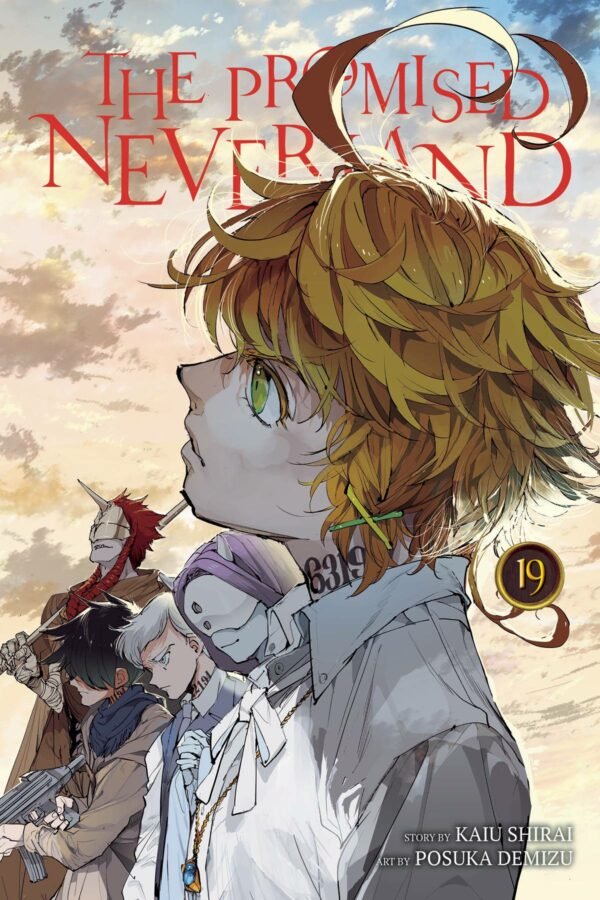 PROMISED NEVERLAND GN #19