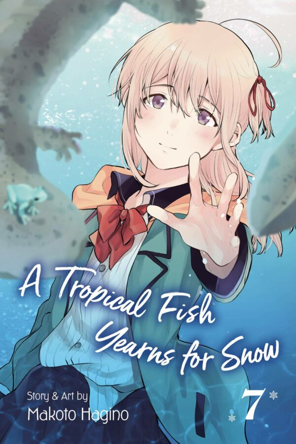 A TROPICAL FISH YEARNS FOR SNOW GN #7