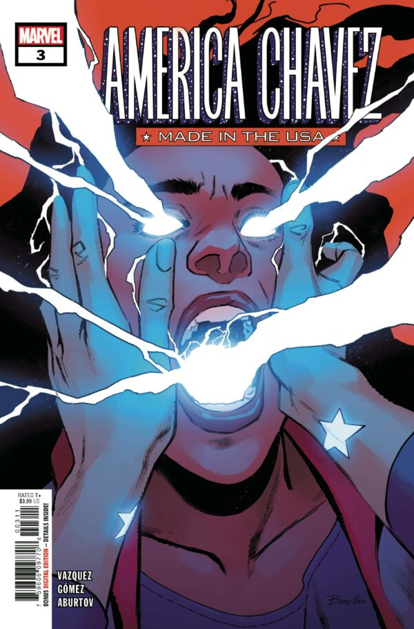 AMERICA CHAVEZ: MADE IN USA #3