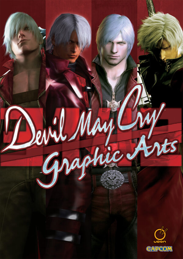 DEVIL MAY CRY 3142 GRAPHIC ARTS (HC)