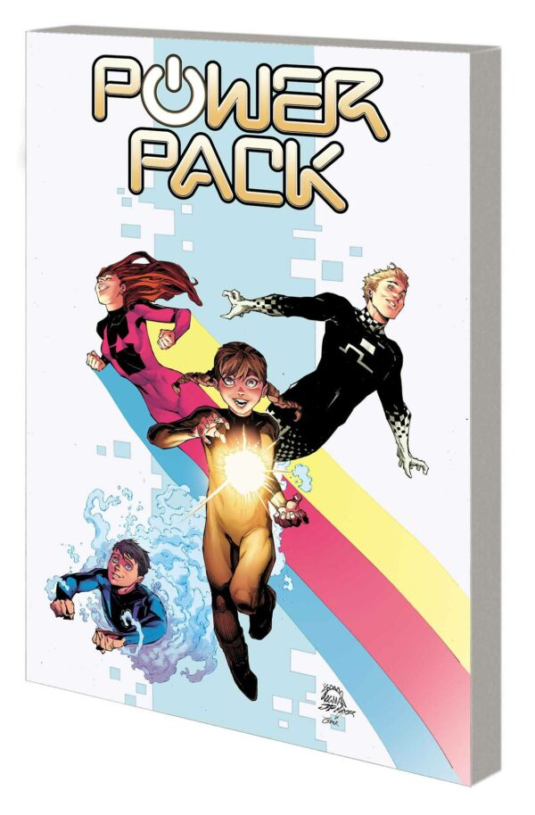 POWER PACK: POWERS THAT BE TP (2020 SERIES)