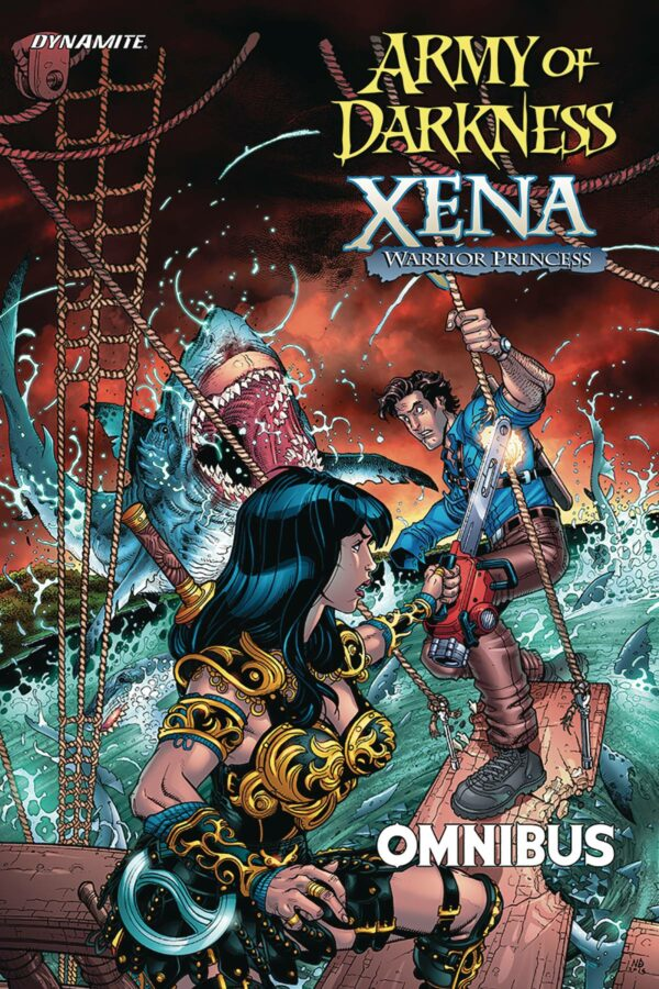 ARMY OF DARKNESS XENA TP: Complete Omnibus edition