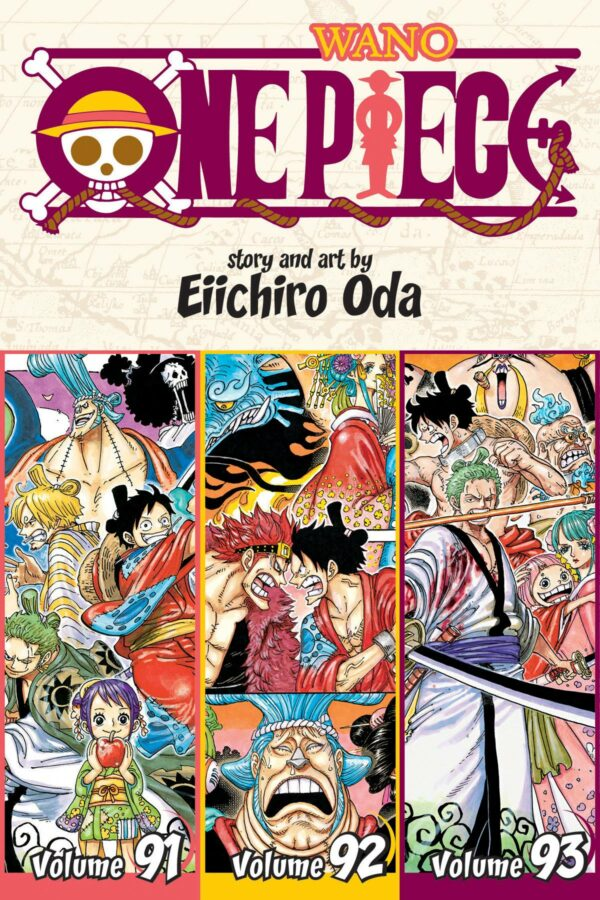 ONE PIECE 3-IN-1 TP #31