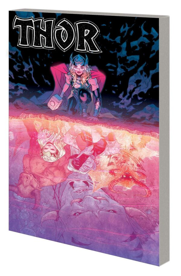 THOR BY JASON AARON COMPLETE COLLECTION TP #3: Mighty Thor #1-19 (2015)