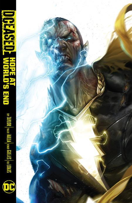 DCEASED TP #4: Hope At World's End (Hardcover edition)