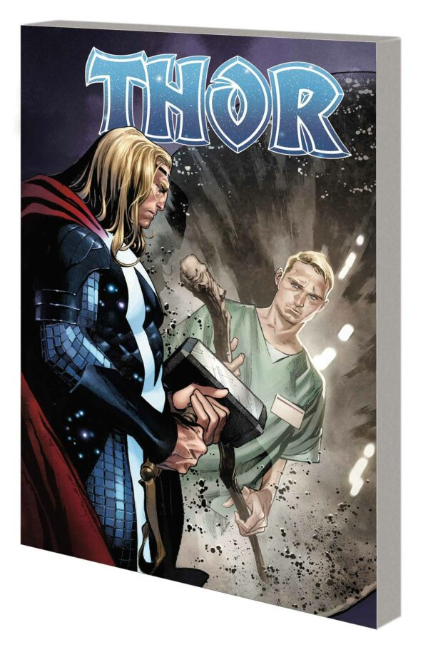 THOR BY DONNY CATES TP (2020 SERIES) #2: Prey (#7-14)