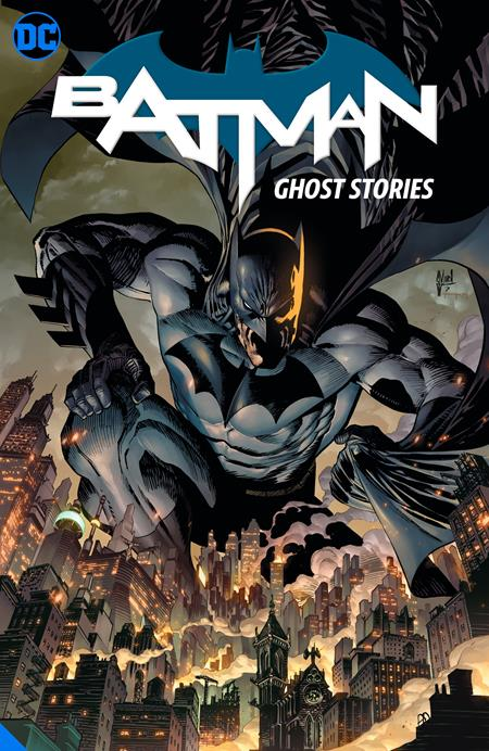 BATMAN TP (2020 SERIES) #3: Ghost Stories (#101-105/Annual #5: Hardcover edition)