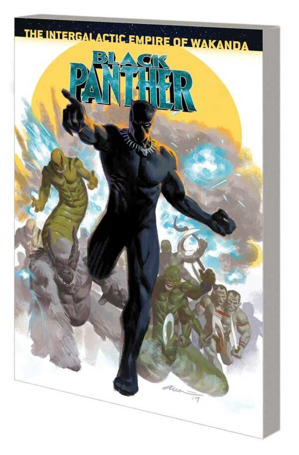 BLACK PANTHER TP (2016 SERIES) #9: Intergalactic Empire of Wakanda Part Four (#19-25)