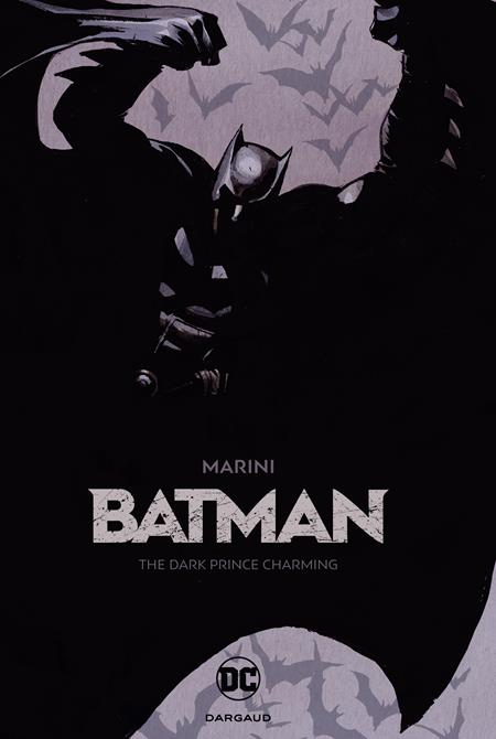 BATMAN: THE DARK PRINCE CHARMING (HC) #0: Complete collection