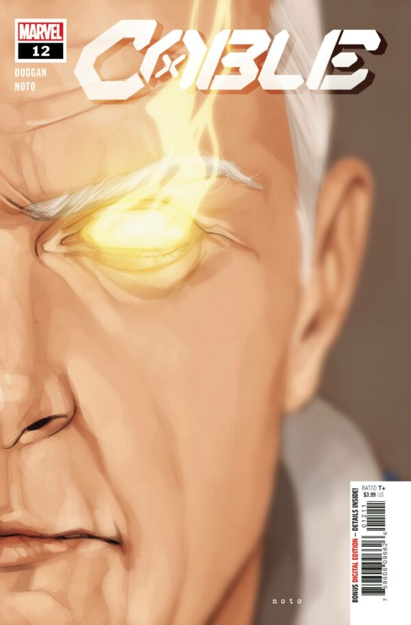 CABLE (2020 SERIES) #12