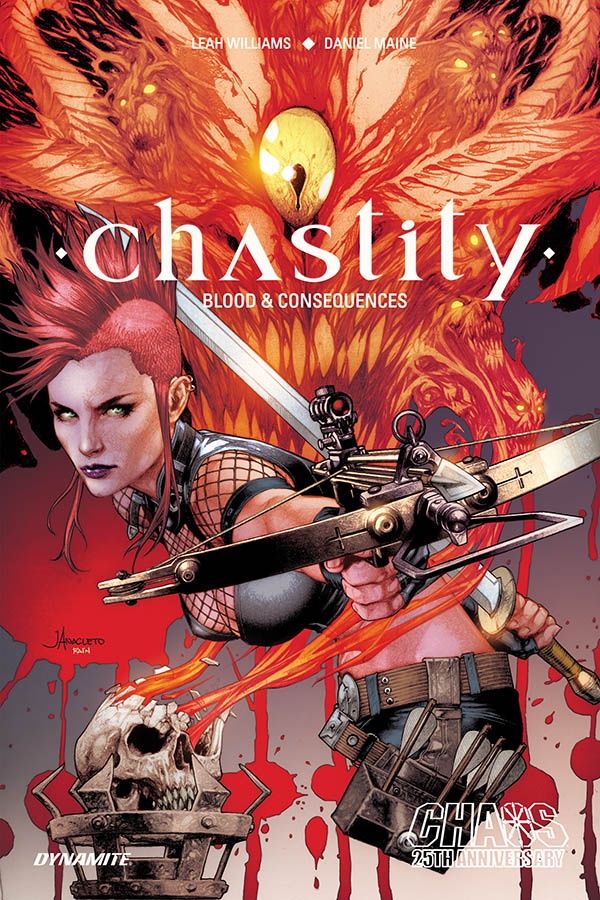 CHASTITY TP #2: Blood Consequences (2019 #1-5)