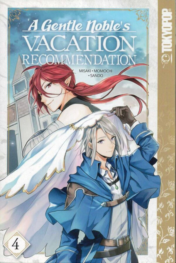 A GENTLE NOBLE'S VACATION RECOMMENDATION GN #4