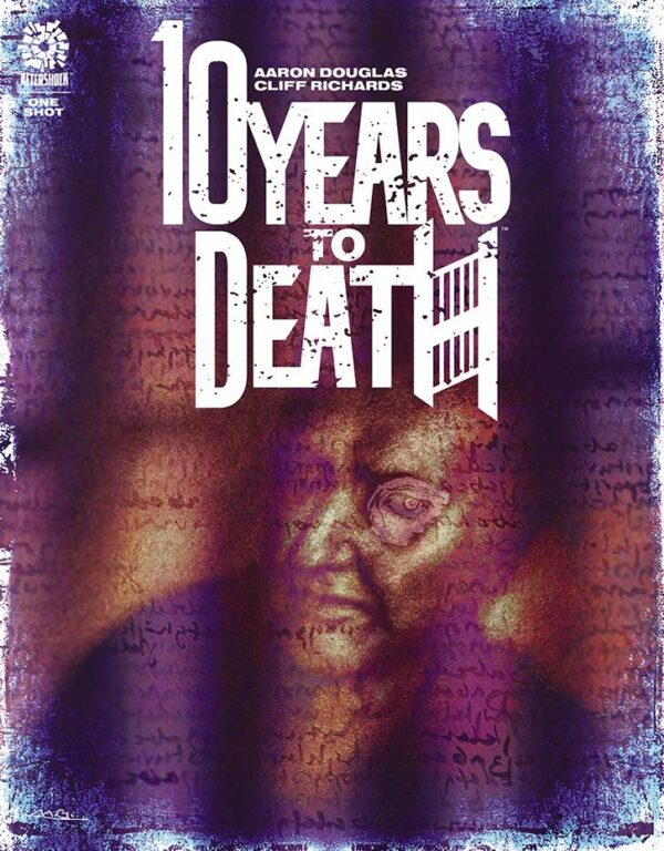 10 YEARS TO DEATH #0: Michael Gaydos cover B
